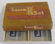 Board Game: Double Some'R'Set
