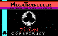 Video Game: MegaTraveller 1: The Zhodani Conspiracy