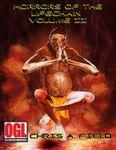 RPG Item: Horrors of the Lifechain Volume II