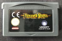 Video Game: Prince of Persia: The Sands of Time (GBA)