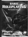 RPG Item: Basic Roleplaying: The Chaosium System – Players Book