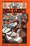 Board Game: Uncle Albert's Auto Stop & Gunnery Shop 2039 Catalog