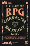 RPG Item: The Ultimate RPG Character Backstory Guide