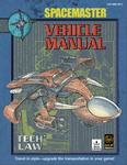 RPG Item: Spacemaster: Vehicle Manual