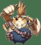 Character: Tora (Xenoblade)