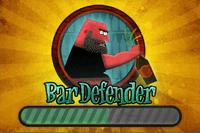 Video Game: Bar Defender