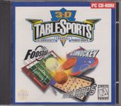 Video Game: 3D Table Sports