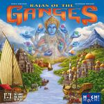 Rajas of the Ganges, HUCH!, 2017 — front cover