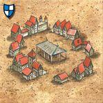 Board Game: Carcassonne: La Porxada