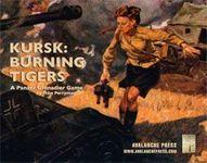 Board Game: Kursk: Burning Tigers – A Panzer Grenadier Game