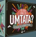 Board Game: Wo ist bitte Umtata?