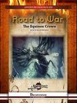 RPG Item: Road to War: The Equinox Crown (Pathfinder)