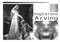 RPG Item: 1996: Vogterens Arving