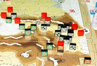July II 1942: AGC reaches Baku front and supports the panzer blitz.