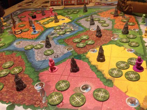 Board Game: Korrigans