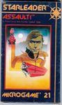 Board Game: Starleader: Assault! – A Futuristic Man-To-Man Combat Game