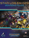 RPG Item: Star Log.EM-029: Boarding Rules
