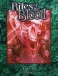 RPG Item: Rites of the Blood (V20)