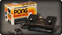 Video Game: Pong