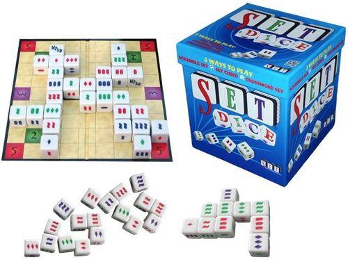 Board Game: Set Dice