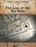 RPG Item: 0one's Page Dungeons: The Lair of the Rat-King