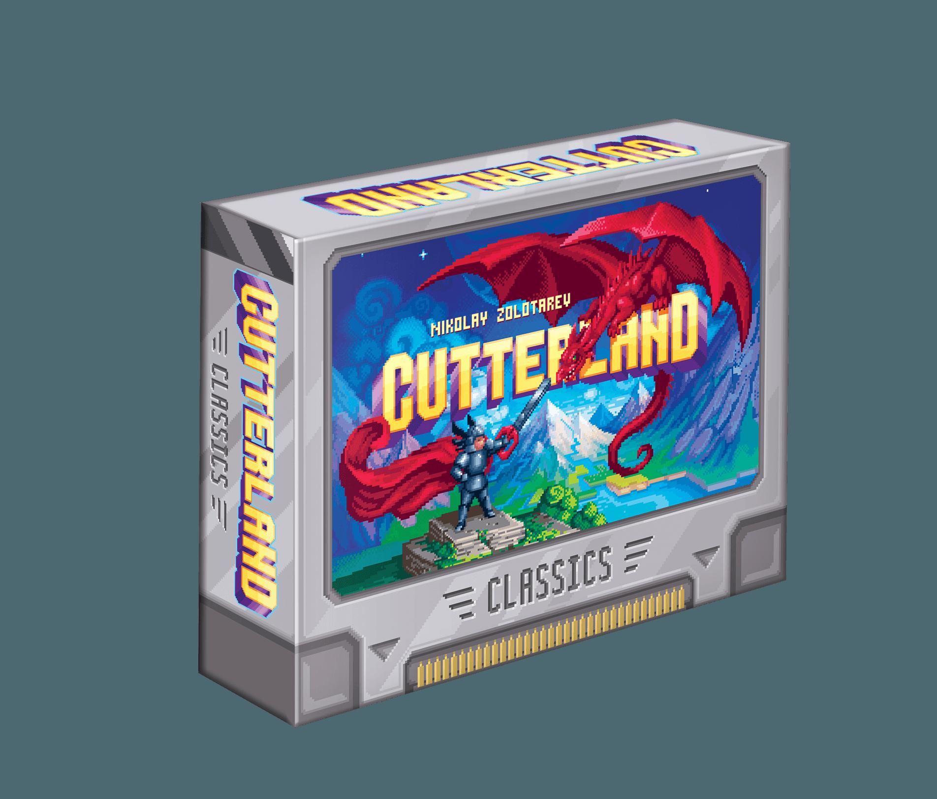 Cutterland: Cartridge Pack – Classics