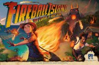 Board Game: Fireball Island: The Curse of Vul-Kar