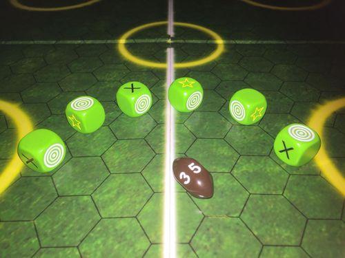 Board Game: ElfBall