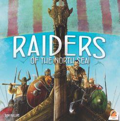 Raiders of the North Sea Cover Artwork