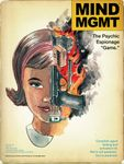"""Board Game: Mind MGMT: The Psychic Espionage """"Game."""""""