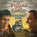 Board Game: The Pillars of the Earth: Builders Duel