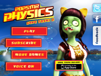 Video Game: Popstar Physics: Save Toshi 2