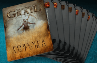 Tainted Grail: Forever Autumn Promo