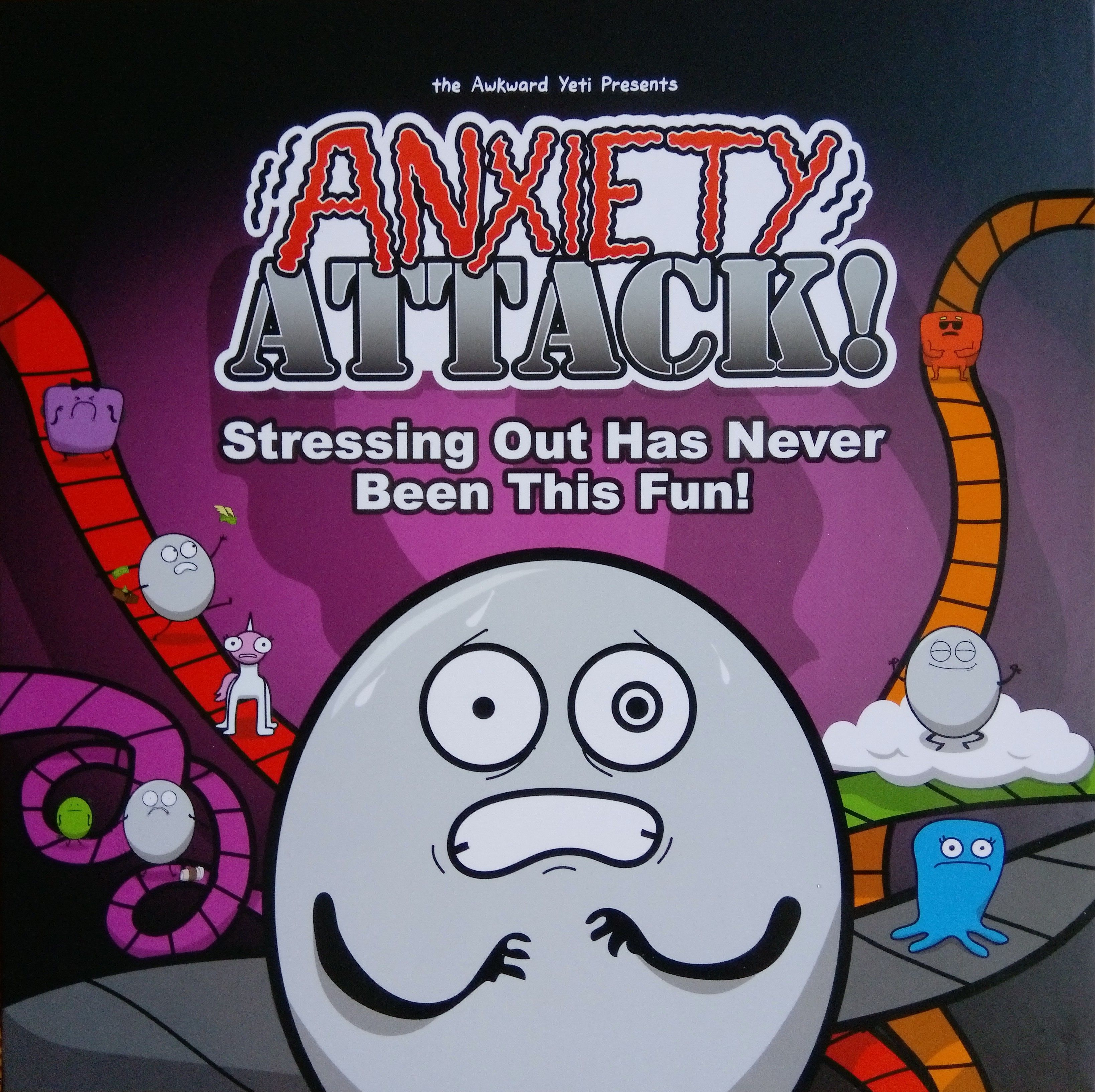 Anxiety Attack!
