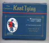 Board Game: The Camper's Knot Tying Game