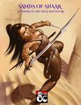 RPG Item: Sands of Shaar