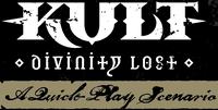 Series: KULT: Divinity Lost Quick Play Scenarios