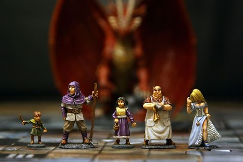 Board Game: Dungeons & Dragons: Wrath of Ashardalon Board Game