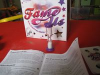 Board Game: Fame Us