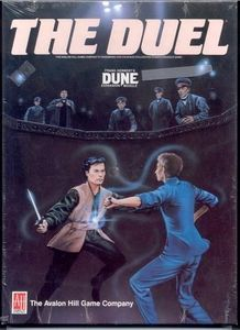 Dune: The Duel Cover Artwork