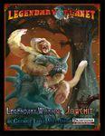 RPG Item: Legendary Worlds: Jowchit (Pathfinder)