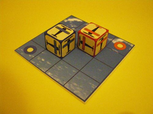 Board Game: Arrow Cubes