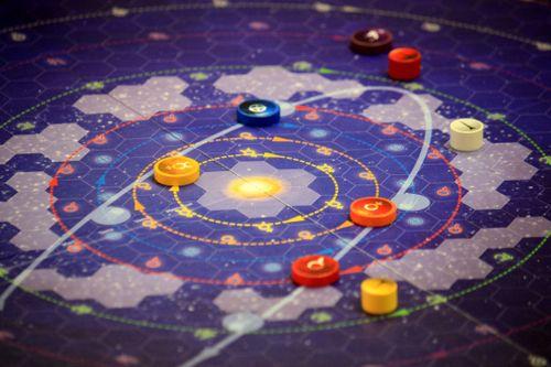 Board Game: Kosmonauts