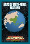 RPG Item: Atlas of Earth-Prime: East Asia