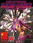RPG Item: Psi-Watch: Zero Issue