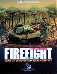 Board Game: Firefight: Modern U.S. and Soviet Small Unit Tactics
