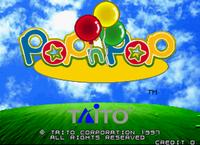 Video Game: Pop 'n Pop