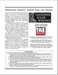 RPG Item: Kobold Feats and Mutants