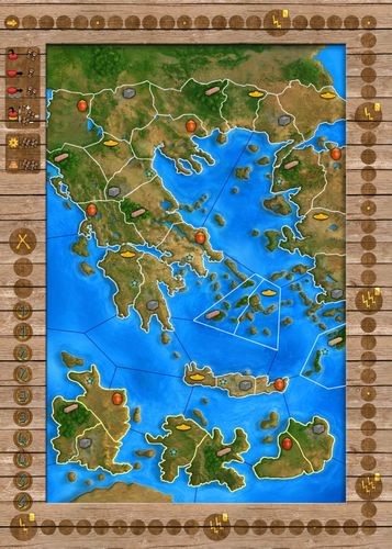 Board Game: Olympos