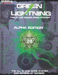 RPG Item: Green Lightning Alpha Edition